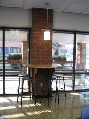 Bradford CSD Café Addition