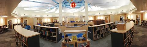 Chestnut Ridge Library Opens at Churchville-Chili CSD